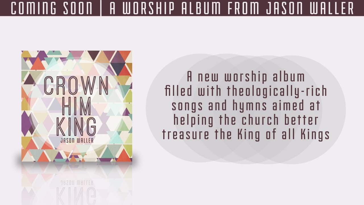 "Coming Soon ""Crown Him King"""